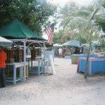 Robbie's Marina little market