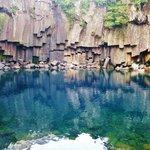 Pond of the God, Upper Falls