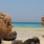 Uno scorcio tra le rocce di Sharm El Loly (69240682)