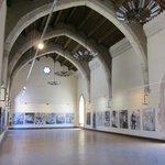 Intérieur du Palais des rois de Majorque à Perpignan