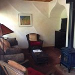 Sitting area Acorn Suite
