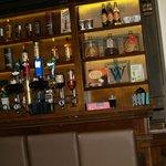 Front Bar at the Bush Bar