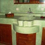 badkamer in tadelakt