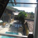 vista desde mi balcon