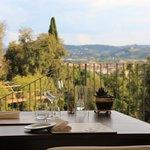 On the terrace agian