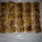 saccottini ripieni di prosciutto e formaggio