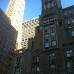NYC buildings view