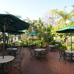 The Great American Grill Patio