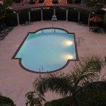 The Garden Pool Dek