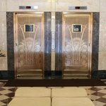 Art Deco Elevators