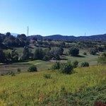 vista panoramica dalle camere sulla collina di Torino