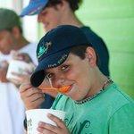 Peace Frogs Frozen Yogurt in Nags Head, NC