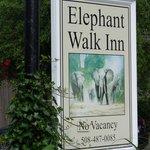Sign for Inn