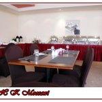 Tables At Restaurant