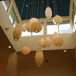 center chandelier