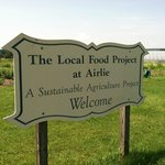 The Local Food Project Garden at Airlie Center