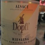 Riesling Dopff & Irion 2009 - otimo