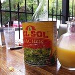 Mimosa Bucket