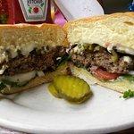 Jalapeno Cheesburger