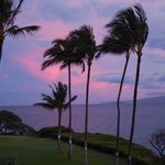 View to the south from our lanai