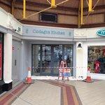 Clodagh' Kitchen, Shopping Centre Entrance
