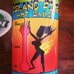 Hott Sauce! Beware!