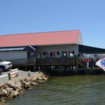Crazy Crab, Reedville, VA:  The Real Deal