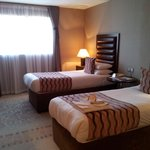 Superior twin room - beds