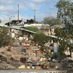 Vallecito- Oratorio a la Difunta Correa