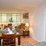 Two Bedroom Suite- Living&Diningroom