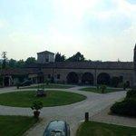 Villa Courtyard