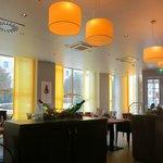 Кафе отеля.