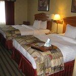room (beds)