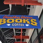 Books, Coffee and Cuisine