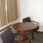 Table and Chairs in All Rooms