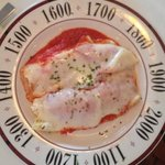 Excellent manicotti. Love the sauce!