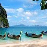 Must-swim Phra Nang beach