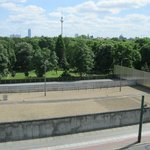 Berlin Wall, Northern section