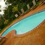 Casa de Tortuga pool