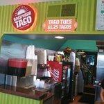taco tuesday deals & awesome decor