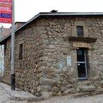 Fachada Restaurant Valle del Fuego