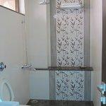 Penthouse toilet