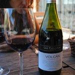 Volcano, vino