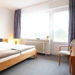Wohnbeispiel Doppelzimmer Standard mit Balkon