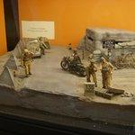 Diorama Africa WW2