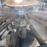 A wheel table!