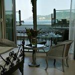Garden Room with Bosphorus view
