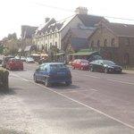 Glengarriff main street