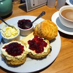 Best cream tea in Devon