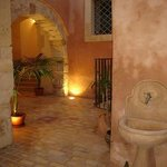 cortile arabo privato